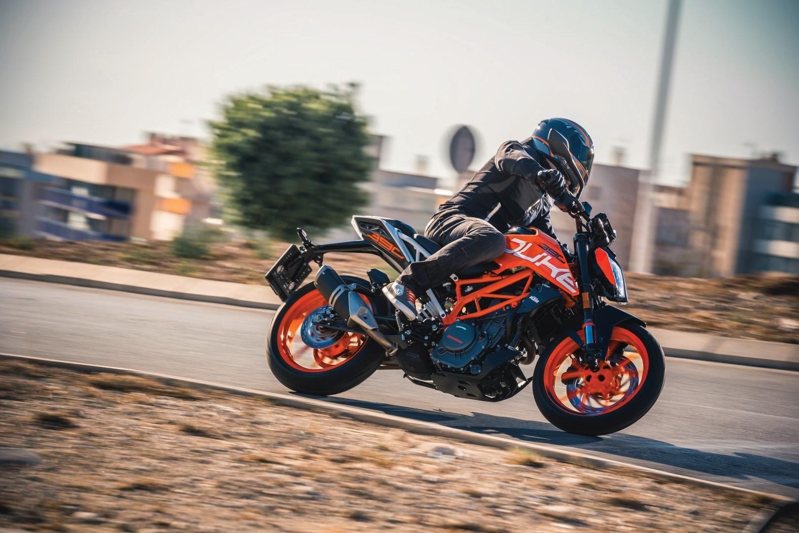Sí, algunas motos se fabrican en India y China y no es ninguna catástrofe