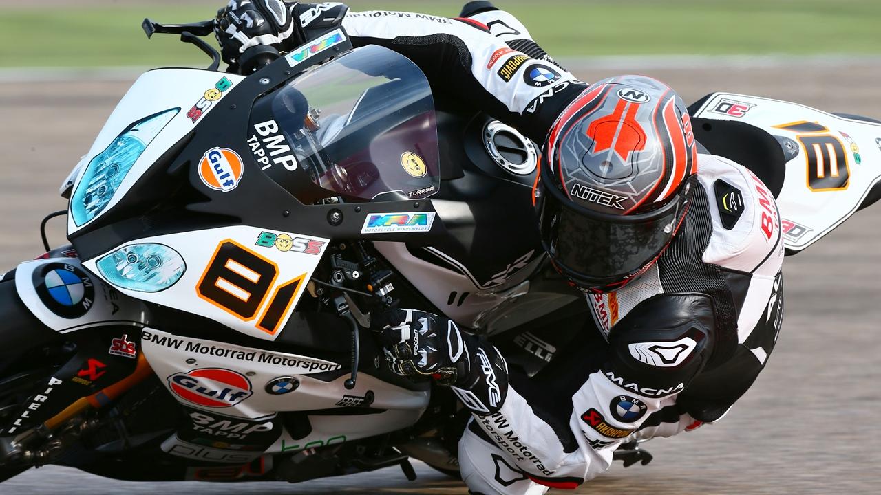 """Jordi Torres: """"No esperaba estar delante de las Honda ni a rebufo de las Yamaha"""""""