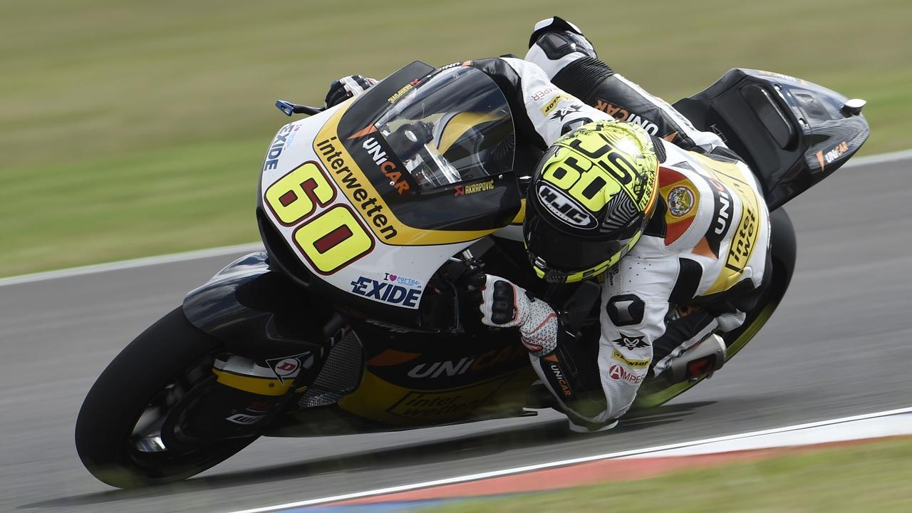 Julián Simón correrá en Austin en su sexta Moto2 distinta, la Tech 3 de Remy Gardner