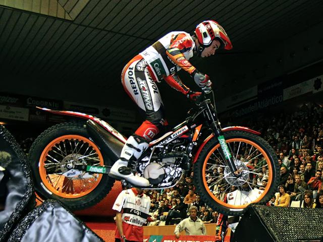 El Campeonato de España de Trial Indoor, en Vídeo
