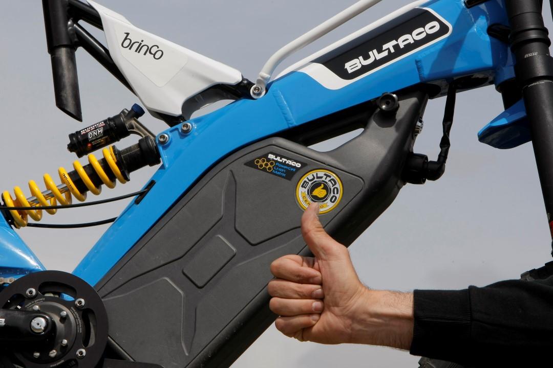 Bultaco Brinco: mestizaje divertido, moto & bike