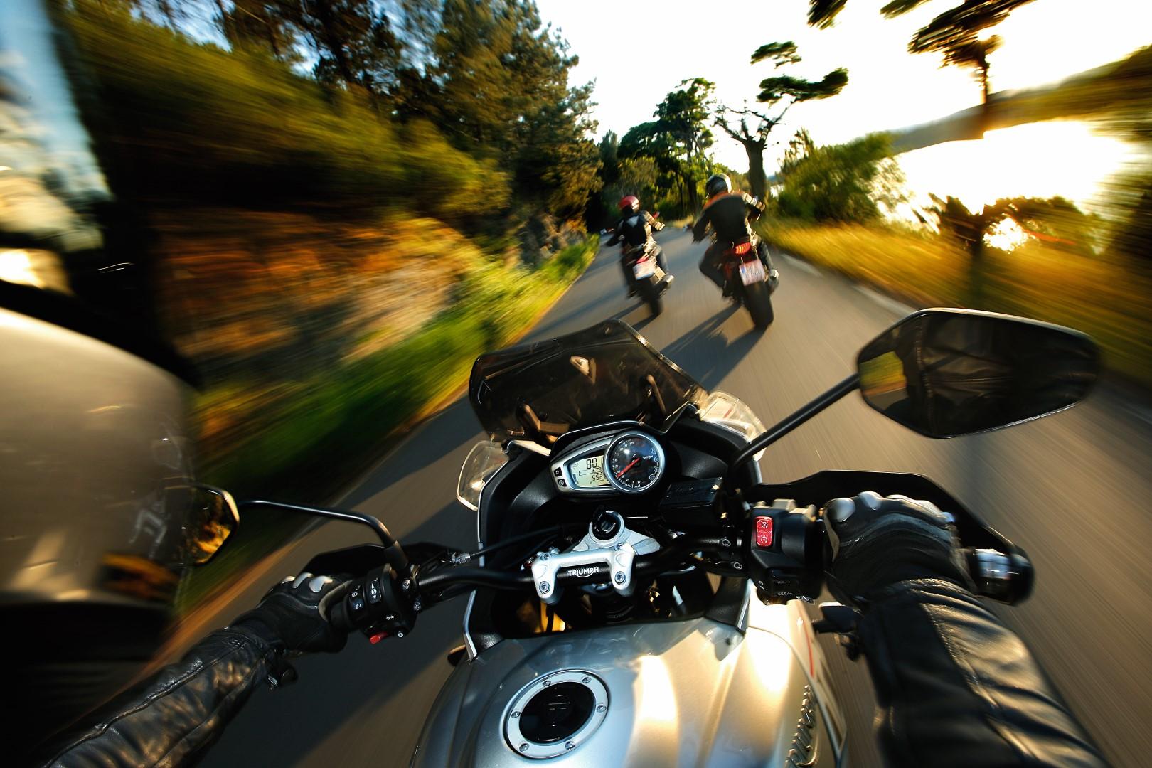 Viajes en moto: Conoce el mundo con todo detalle
