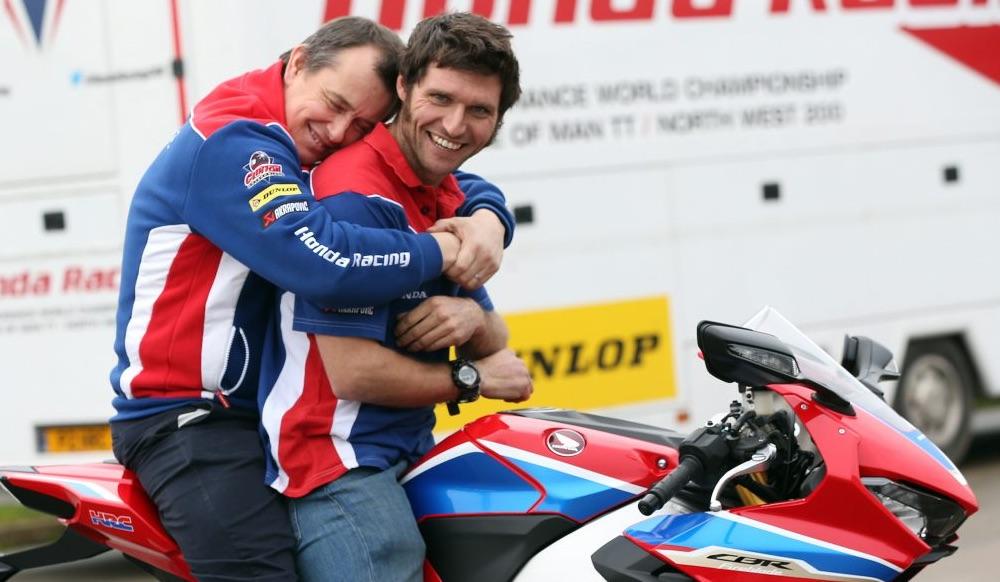 """Guy Martin: """"Hay más cosas en la vida aparte de correr en moto"""""""