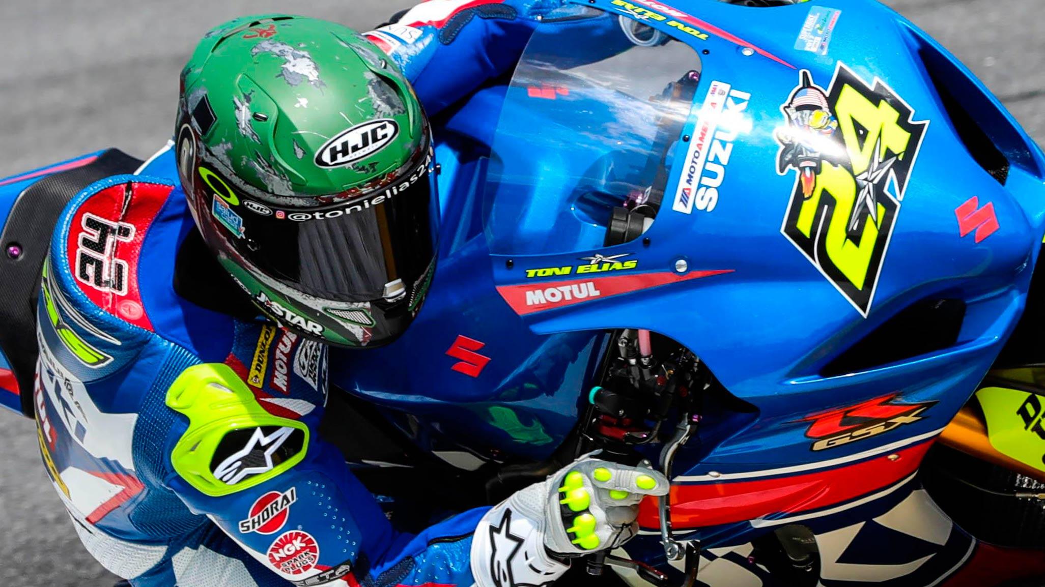 """Entrevista con Toni Elías: """"Aquí no saben ni quién es Valentino Rossi"""""""