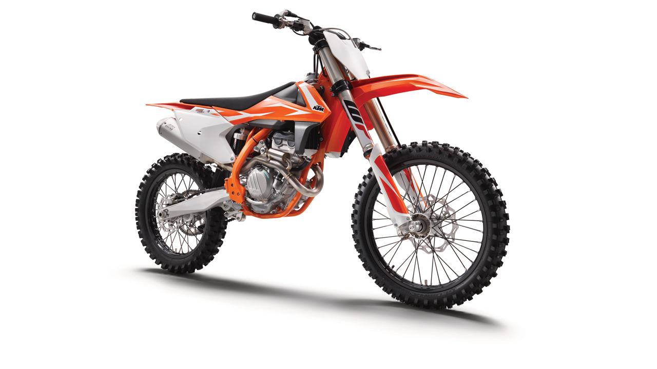 Nuevas KTM MX 2018