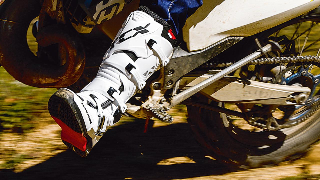 Botas TCX Comp EVO Michelin, prueba de producto