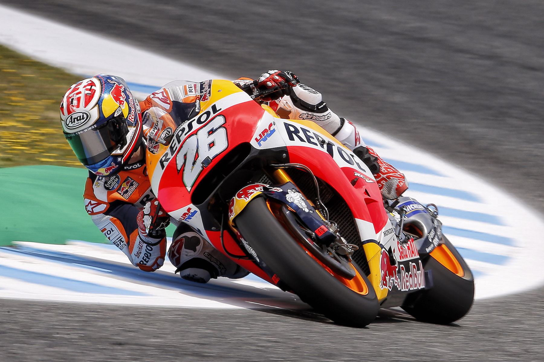 Dani Pedrosa y Jack Miller comandan MotoGP, Jorge Lorenzo es cuarto