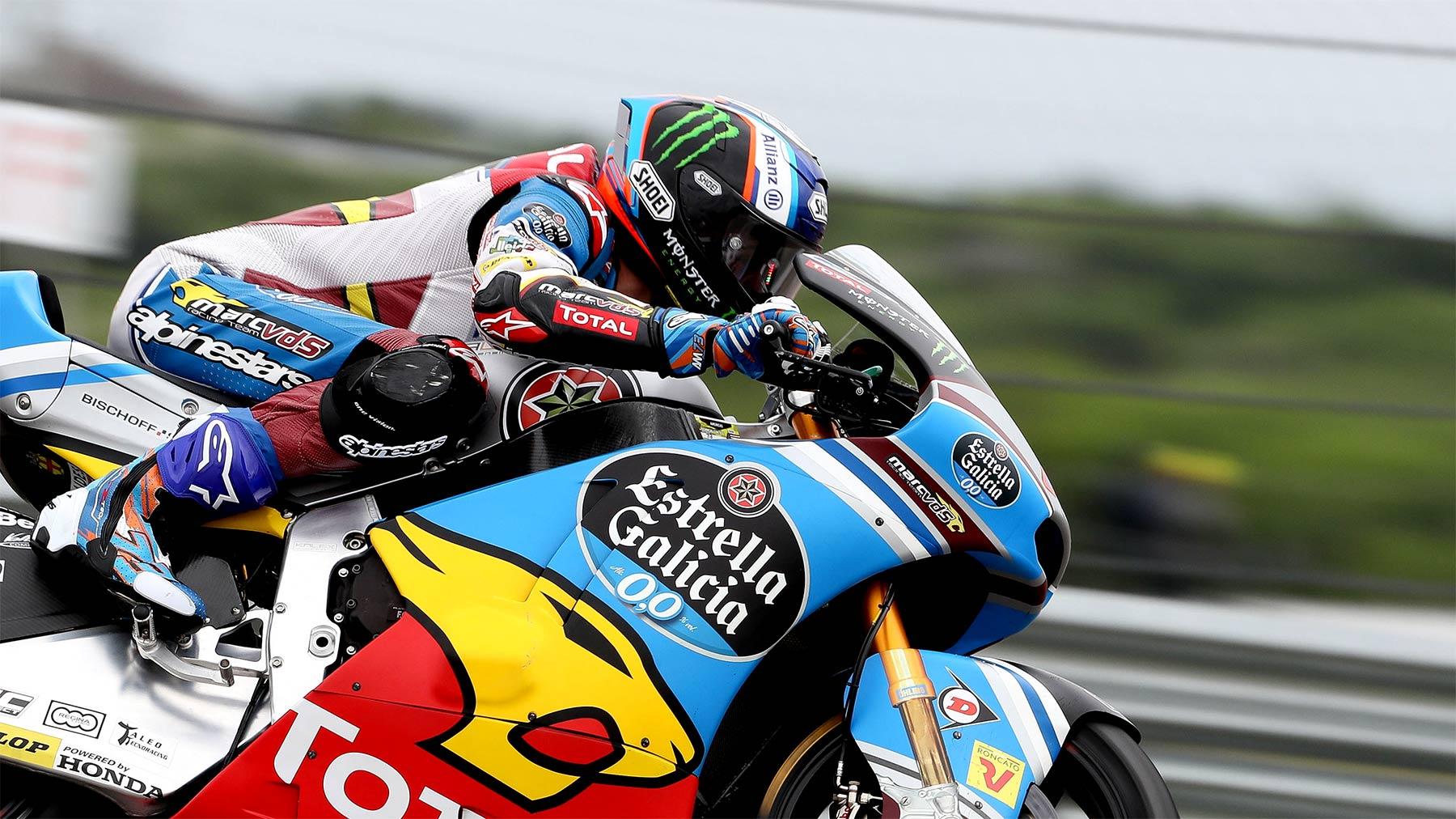 Álex Márquez se coloca como referente en Moto2