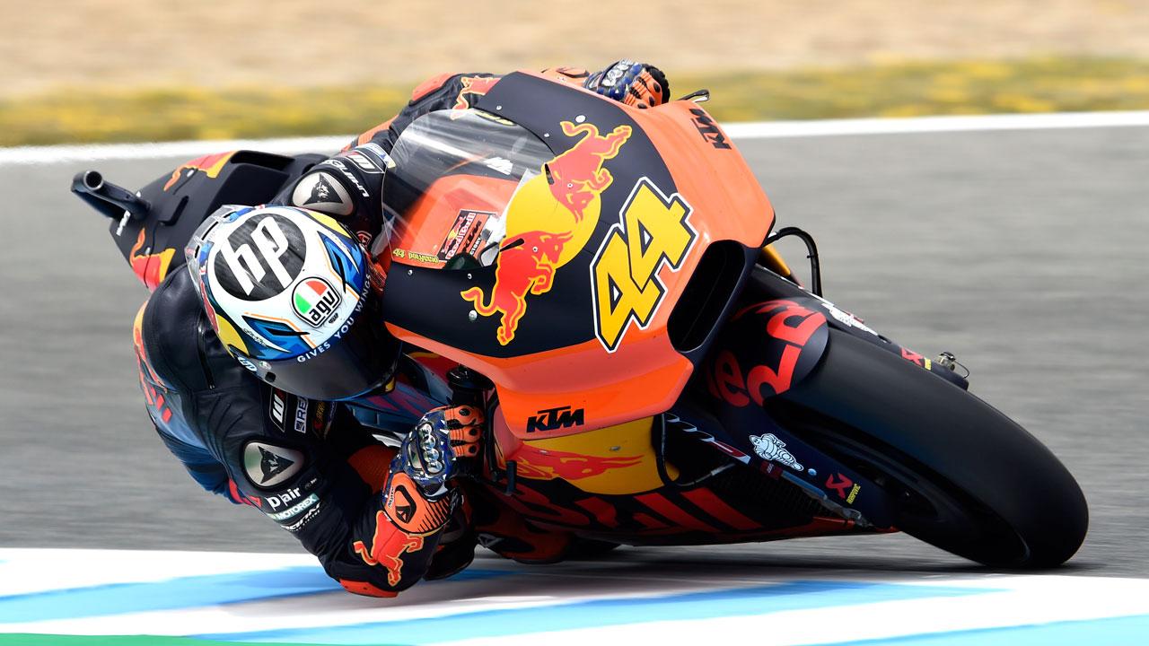 El gran salto de KTM en Jerez