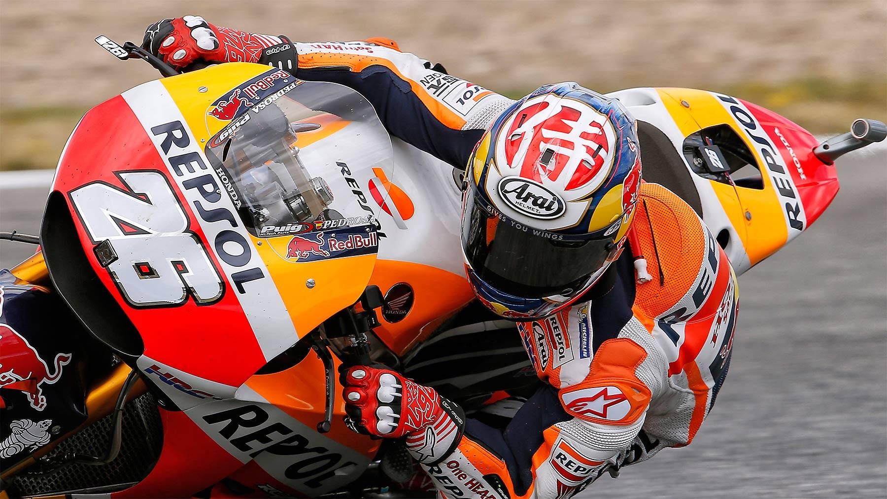 MotoGP: Dani Pedrosa se reivindica y logra la pole position en Jerez