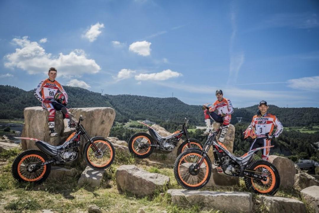 Arranca el nuevo Campeonato del Mundo de TrialGP en España