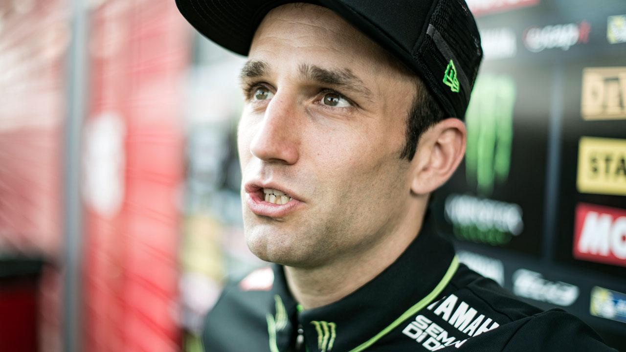 Johann Zarco renueva con Monster Yamaha Tech3