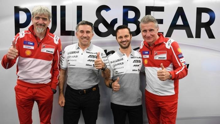 Aspar Team seguirá con Ducati en MotoGP 2018, al menos con una Desmosedici GP17