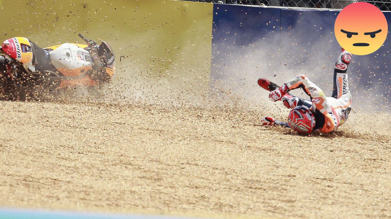 SocialGP, las 'Reacciones' de MotoGP Francia 2017