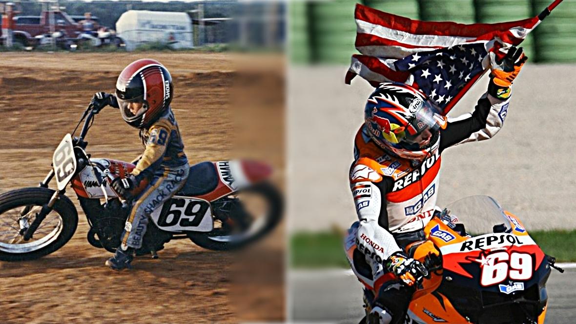 Nicky Hayden, el niño de Kentucky que dibujó un 69 en el cielo de MotoGP