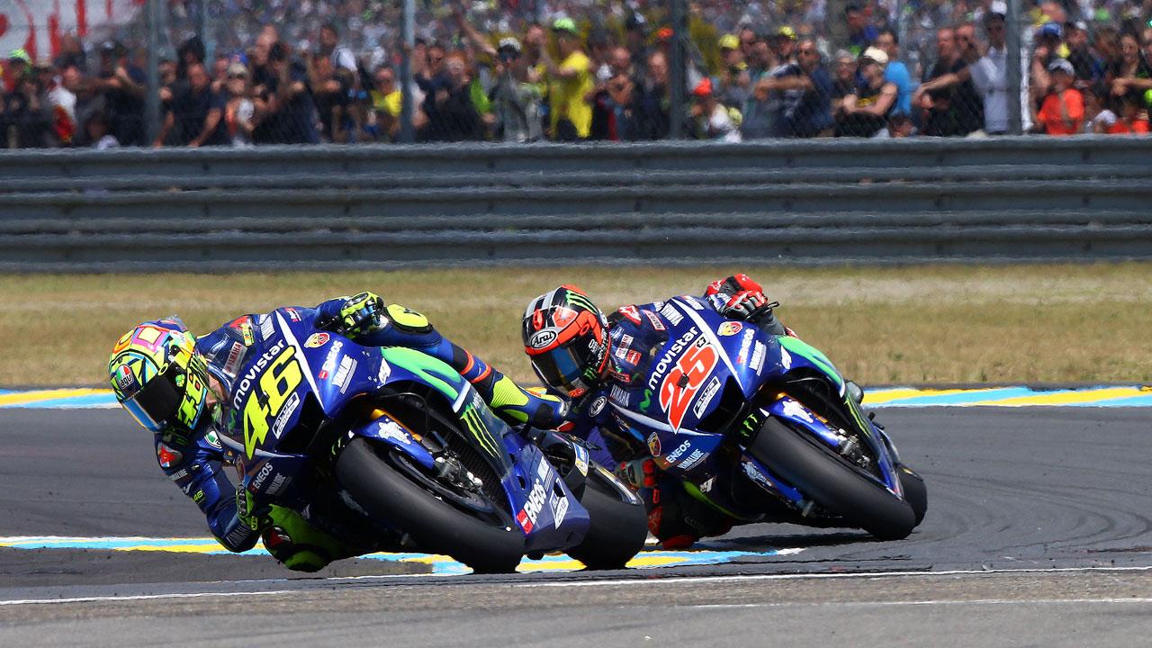 Valentino Rossi y el deseo de ganar