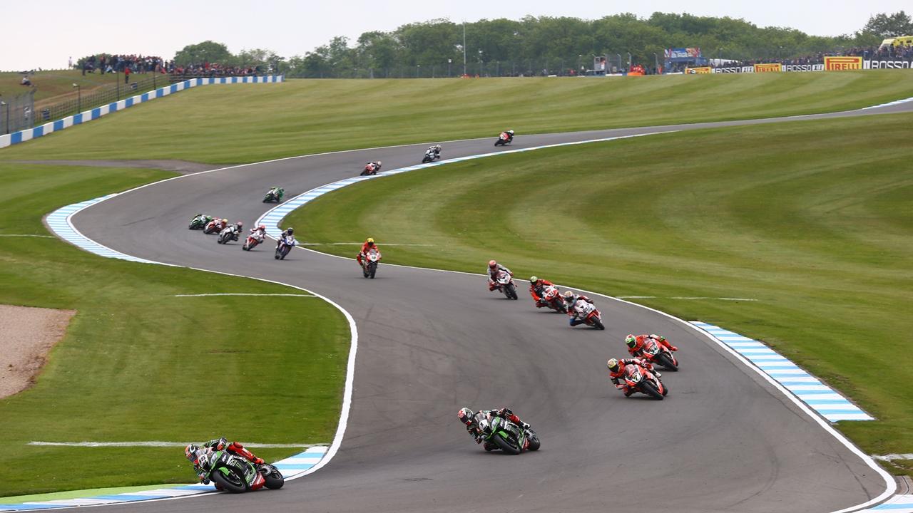 Horarios Superbike Donington 2017