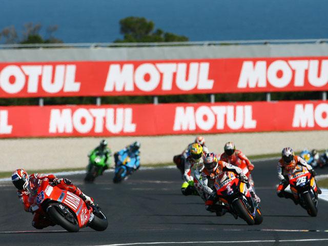 Objetivo: limitar el control de tracción en MotoGP