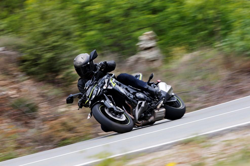 Kawasaki Z1000 R Edition 2017, prueba, ficha técnica y primeras impresiones