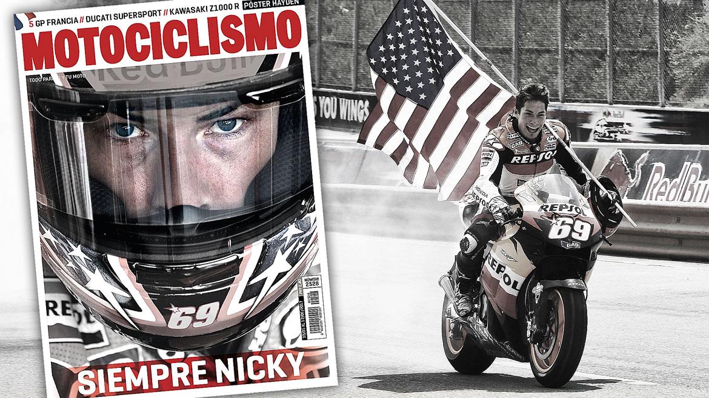 Revista Motociclismo #2528: Siempre Nicky