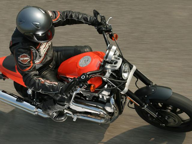 Todo listo para el lanzamiento de la Harley XR 1200