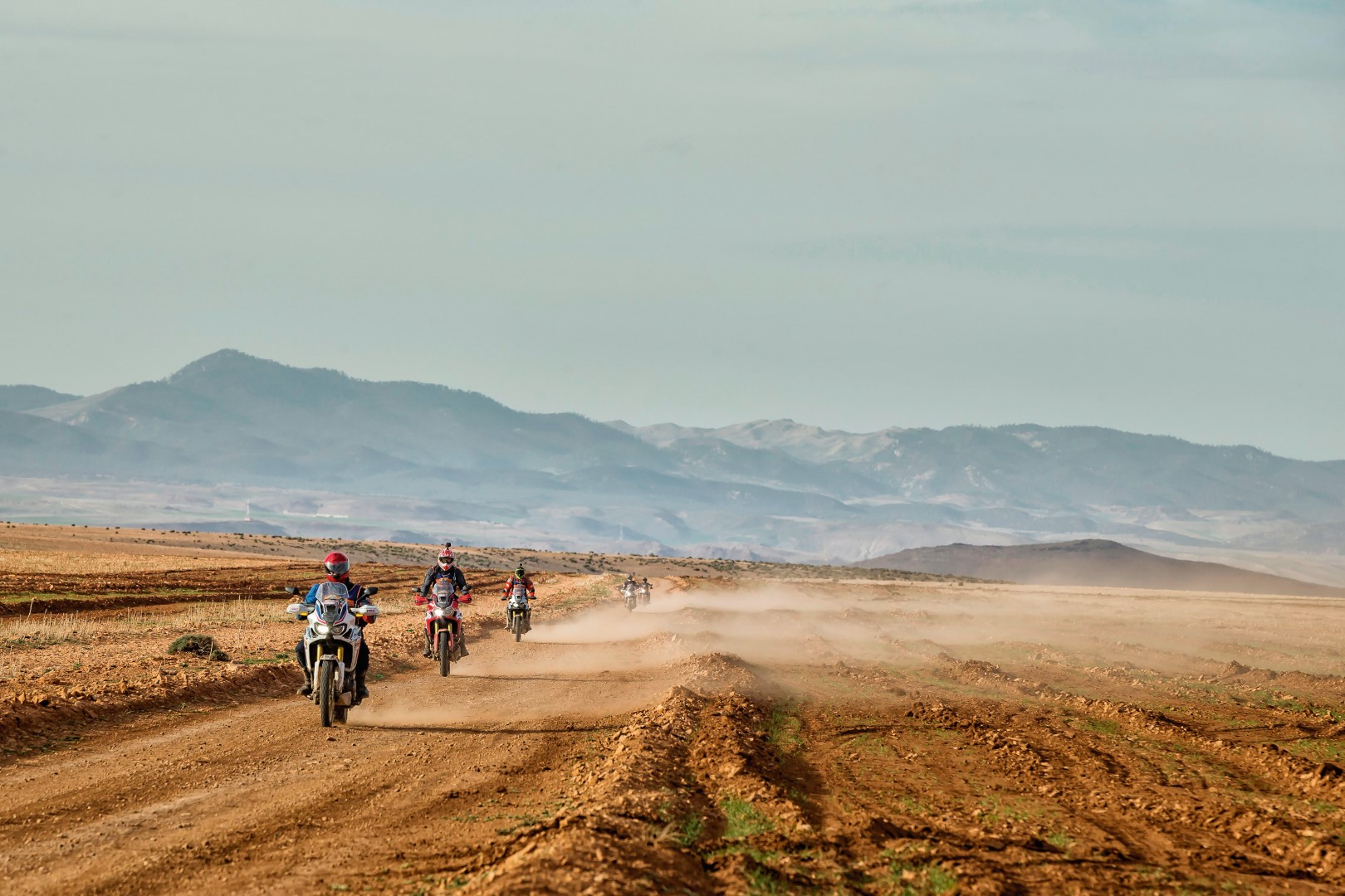Honda Africa Twin Morocco Epic Tour, así fue la aventura