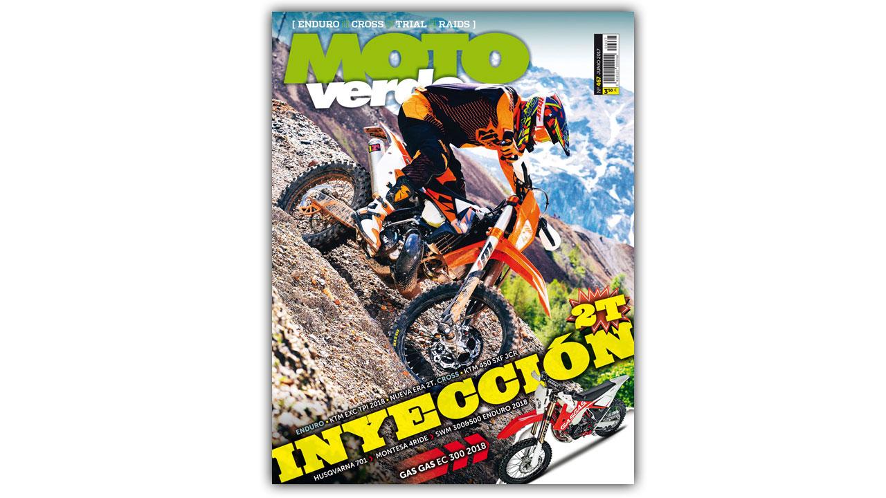 Moto Verde 467: Contenidos y sumario de la revista