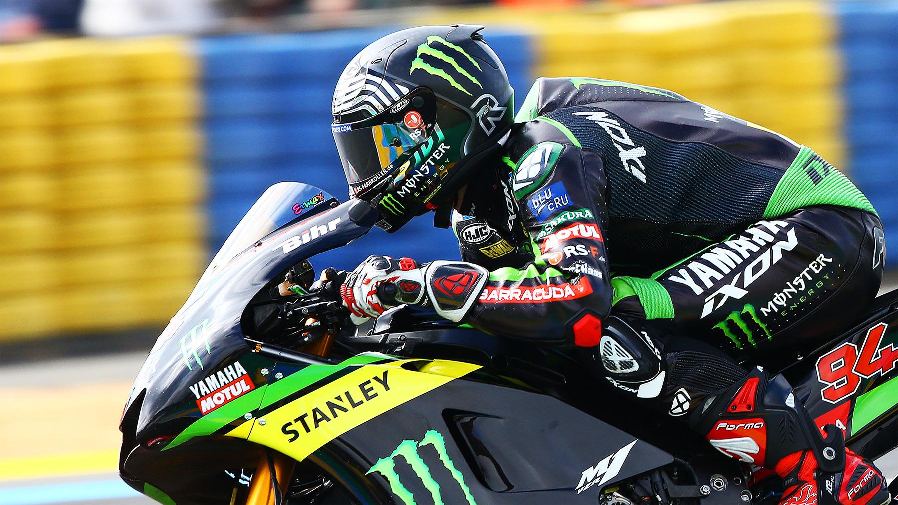 Jonas Folger también renueva con Monster Yamaha Tech3