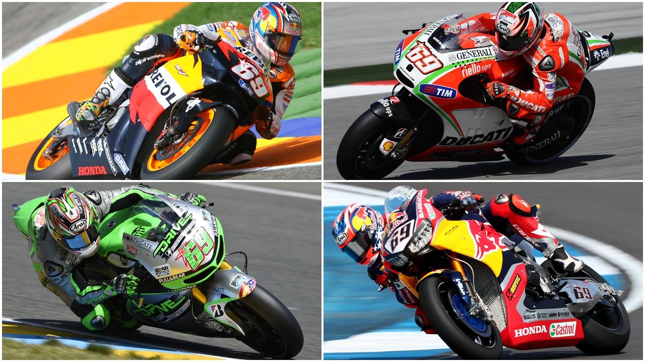 MotoGP rendirá tributo a Nicky Hayden con 69 segundos de silencio en Mugello