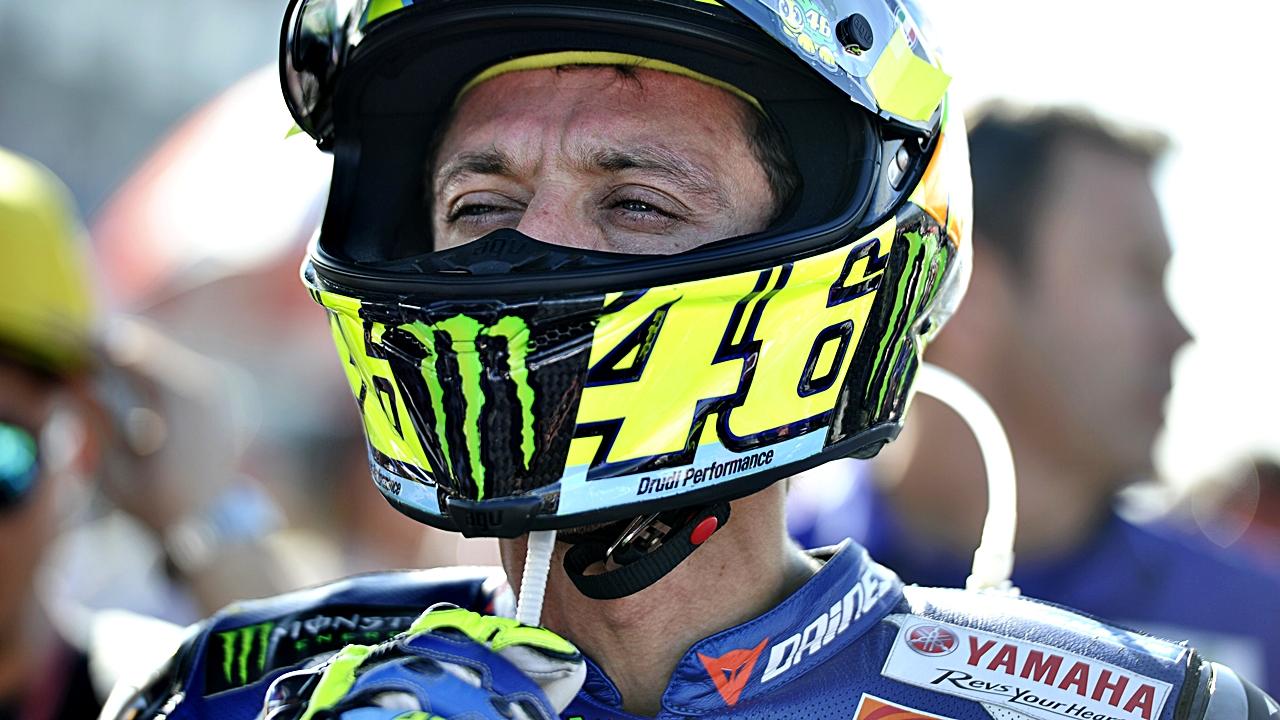 Valentino Rossi es declarado apto y podrá correr en Mugello