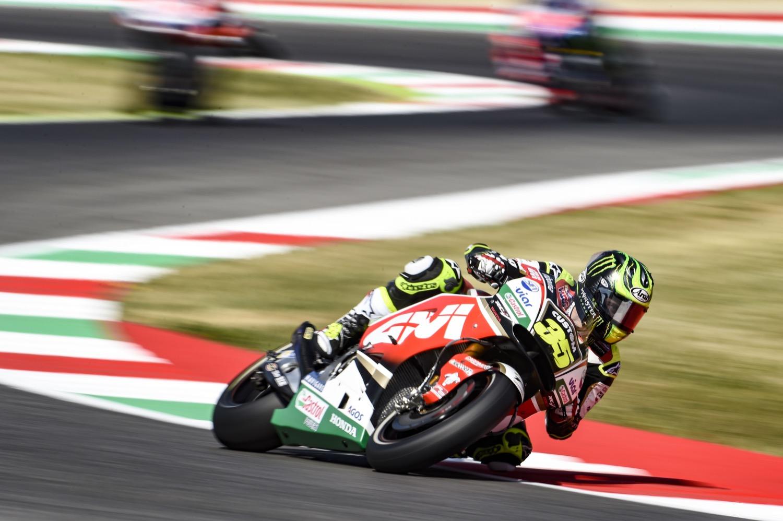 Cal Crutchlow es el líder de los libres de MotoGP