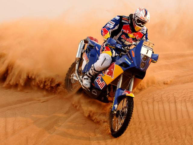 Dakar 2008: lista de inscritos