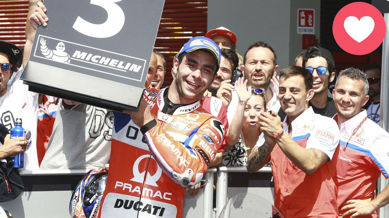 SocialGP, las 'Reacciones' de MotoGP Italia 2017