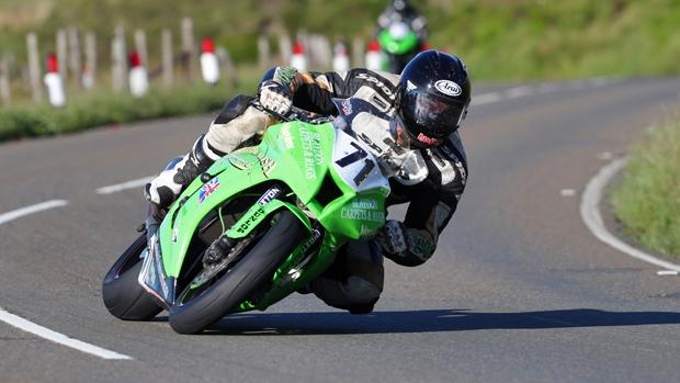 Fallece Davey Lambert tras su accidente en el TT de la Isla de Man