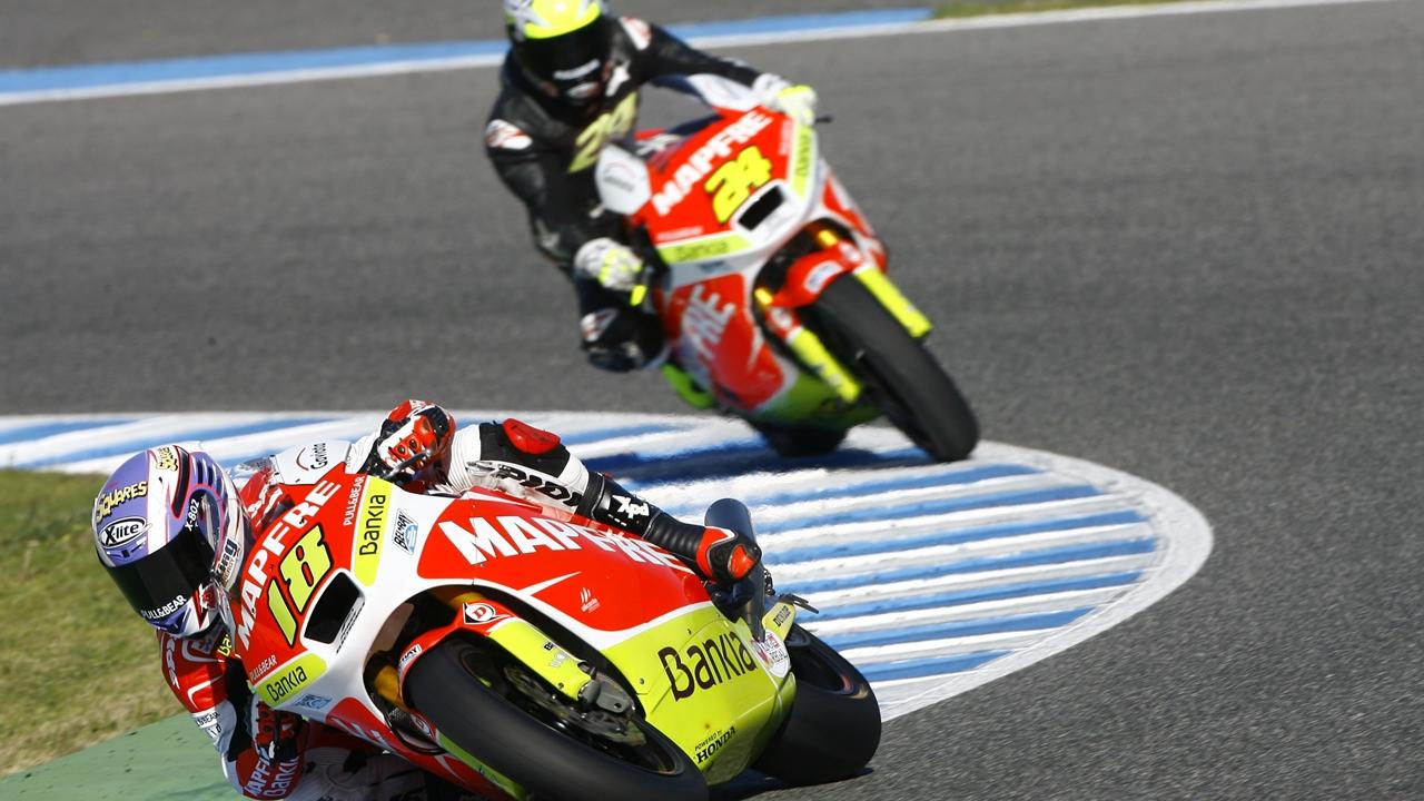 La meritocracia en el motociclismo y la indignación positiva: Nico Terol y Toni Elías