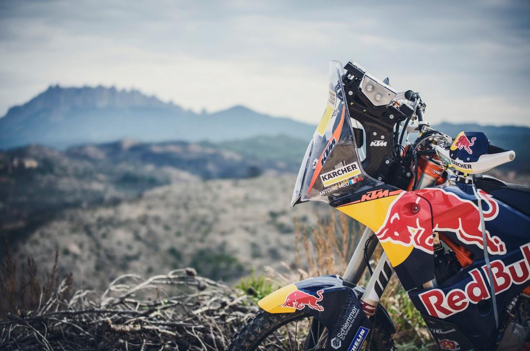 KTM 450 Rally Factory: prueba, ficha técnica y primeras impresiones