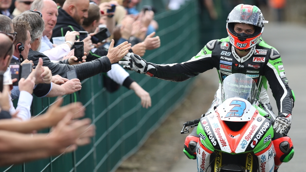 IOMTT 2017: Cancelada definitivamente la segunda carrera de Supersport