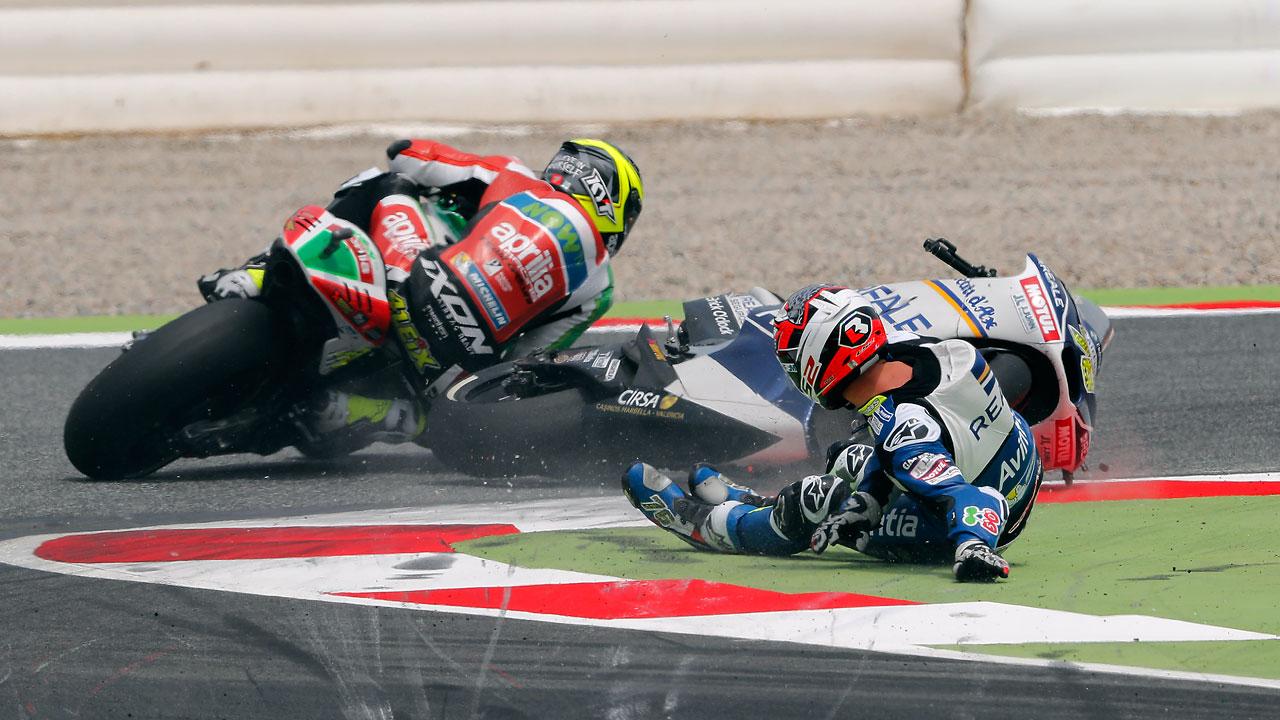 Los pilotos de MotoGP deciden que Montmeló vuelva a la chicane de la F1