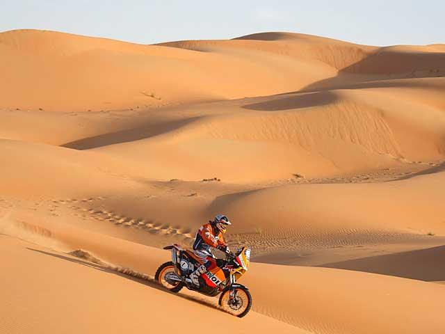 Comienzan las verificaciones previas al Dakar