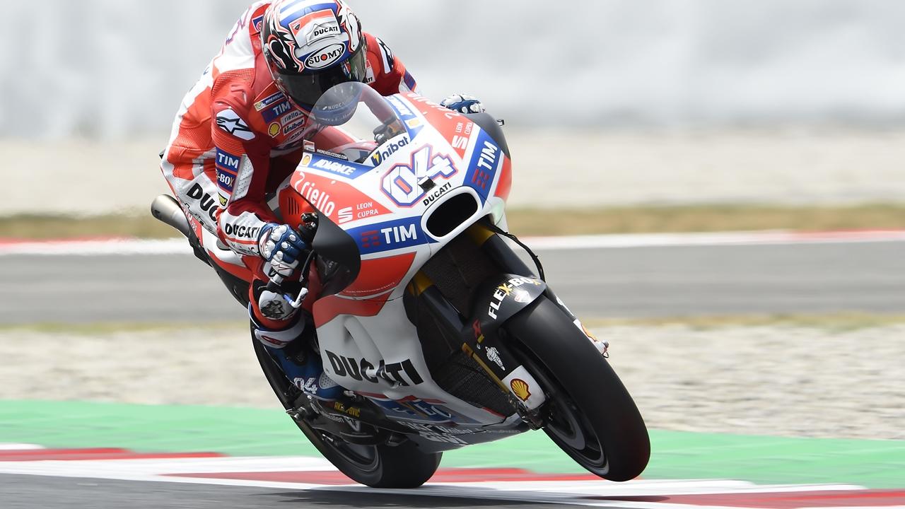 Andrea Dovizioso gana en Montmeló y confirma su candidatura al título de MotoGP 2017