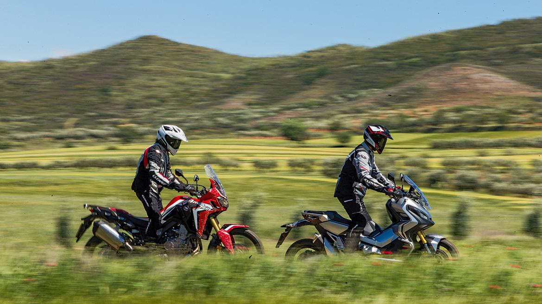 Vive la #AventuraHonda con Motociclismo