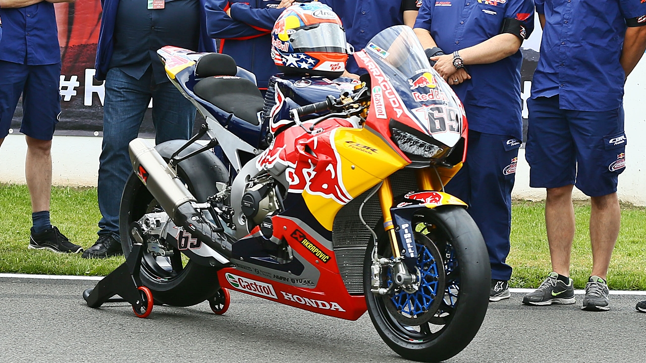 Red Bull Honda todavía no sustituirá a Nicky Hayden en Misano
