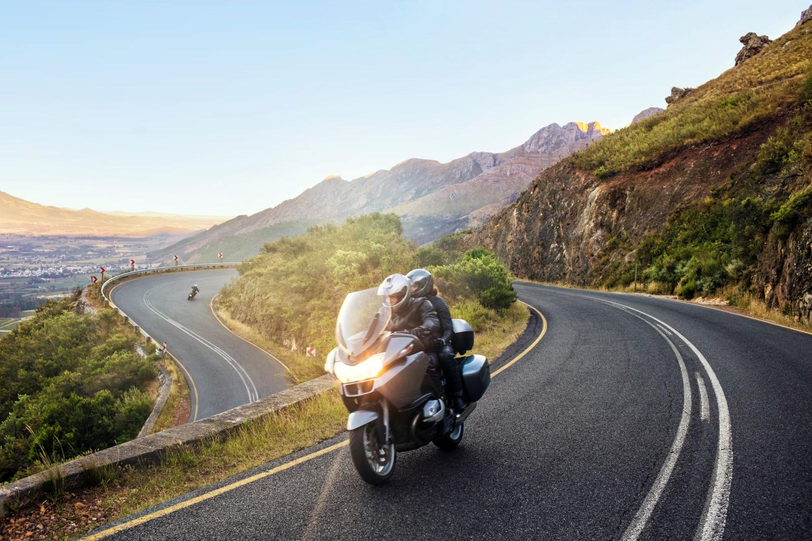 Haz de tu viaje algo más que una ruta en moto