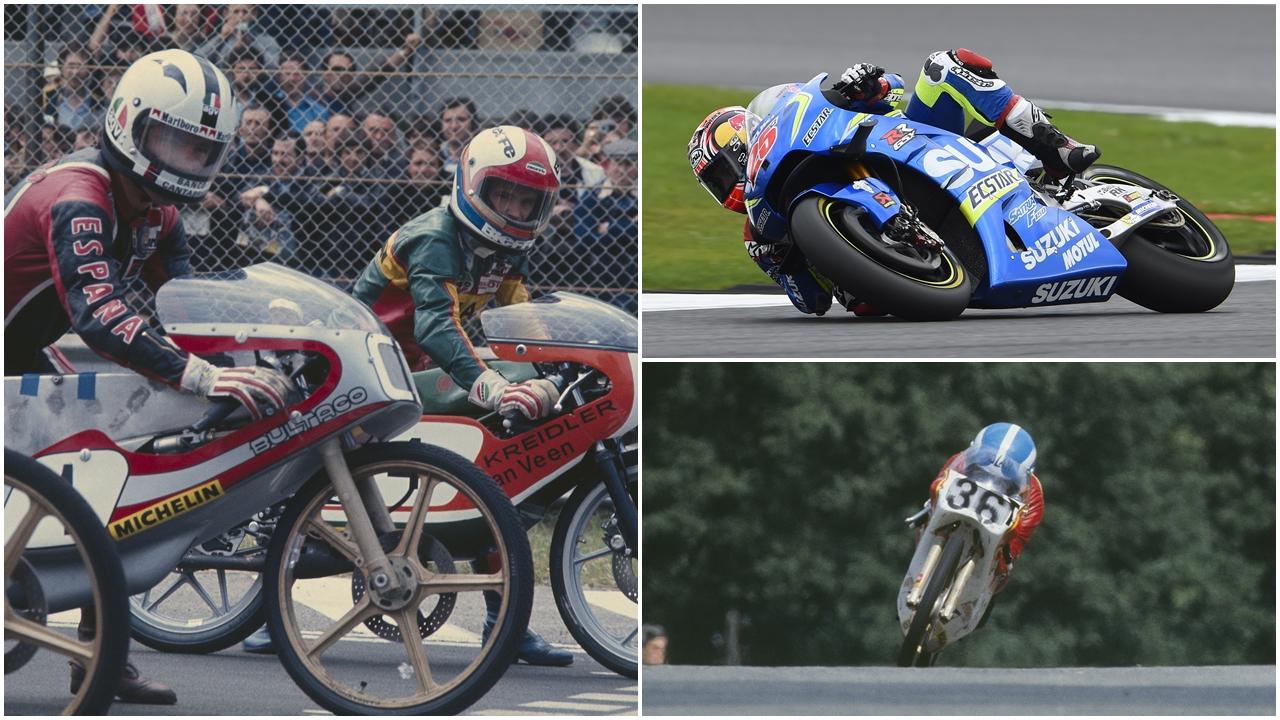 Los 13 mejores trotamundos de la historia del Mundial de motociclismo