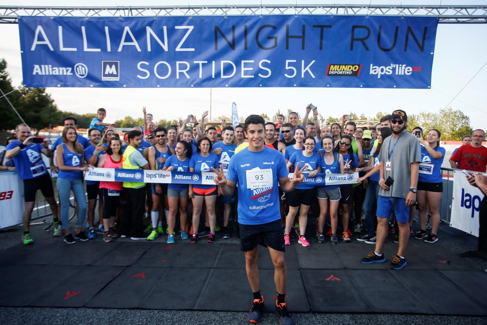 ¿Quieres correr con Marc y Álex Márquez?