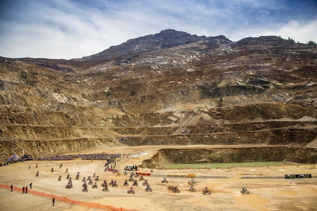 Erzberg rodeo: llega el hard enduro en la mina de hierro