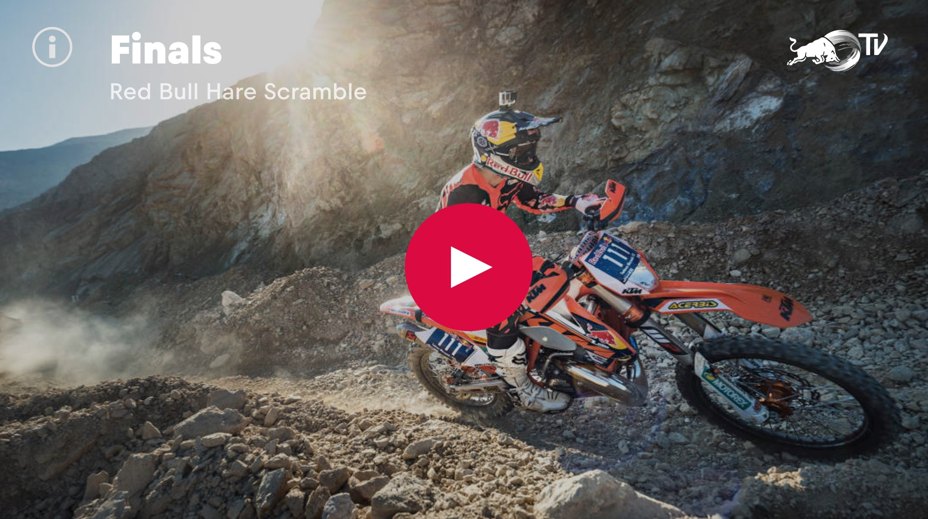 ErzbergRodeo 2017 en directo, sigue aquí la Red Bull Hare Scramble