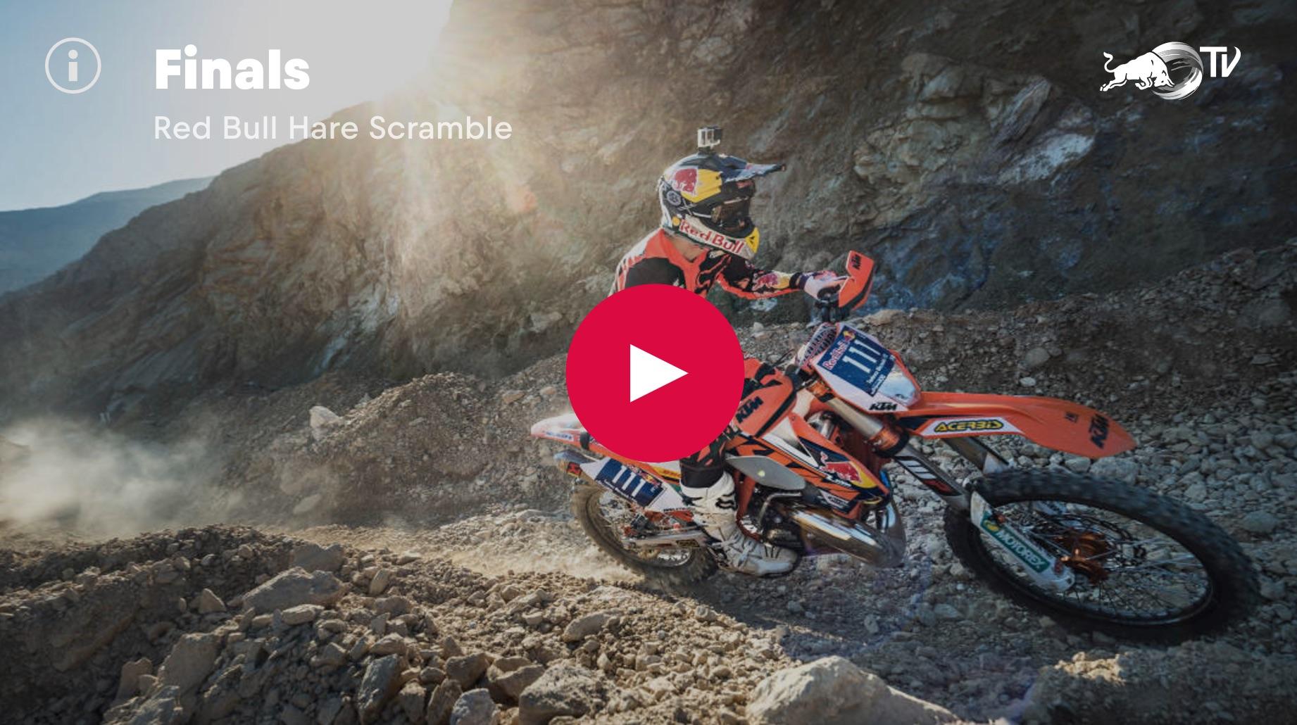 ErzbergRodeo 2017 en directo, sigue aquí la Red Bull Hare Scramble