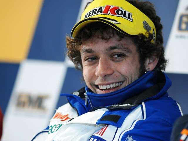 Rossi confía en ganar su octavo título