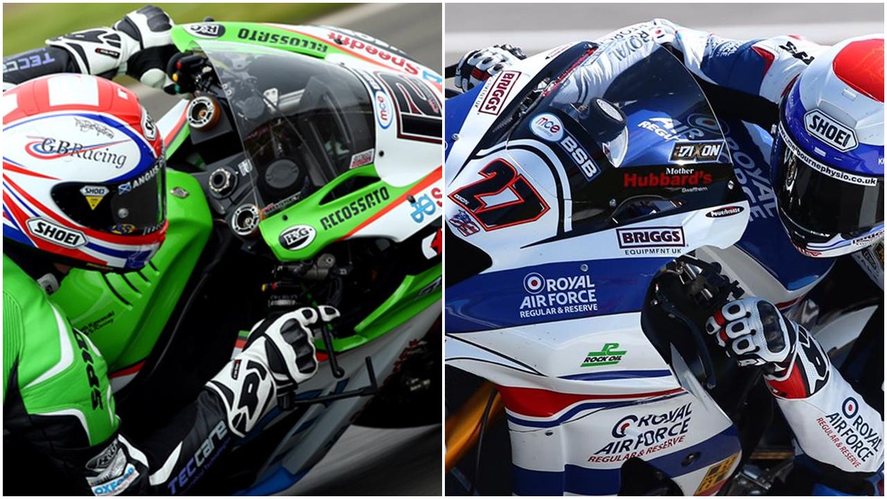 NoTodoMotoGP: Luke Mossey y Jake Dixon toman el relevo del motociclismo británico
